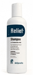 Bayer Relief Shampoo L Soap Free Moisturizing Anti Itch