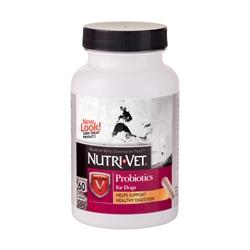 Nutri-Vet Probiotics For Dogs | Supports Healthy Digestion | Pet Health Market